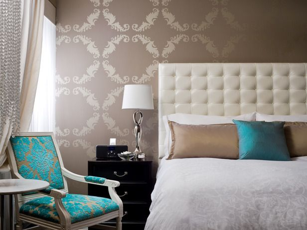 The Nines Hotel, Portland, Oregon    Art deco elegance meets modern amenities in this tastefully decorated LEED-certified hotel suite. Down pillows, 350-thread-count sheets and a plush duvet create a cozy place to land in Portland's revitalized city center. Image courtesy of The Nines Hotel