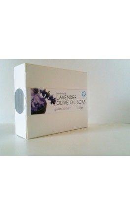 Lavender soap - E&A Pure Beauty