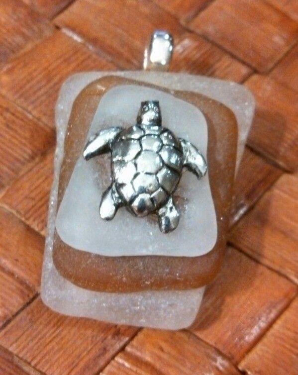 Turtle Sea Glass