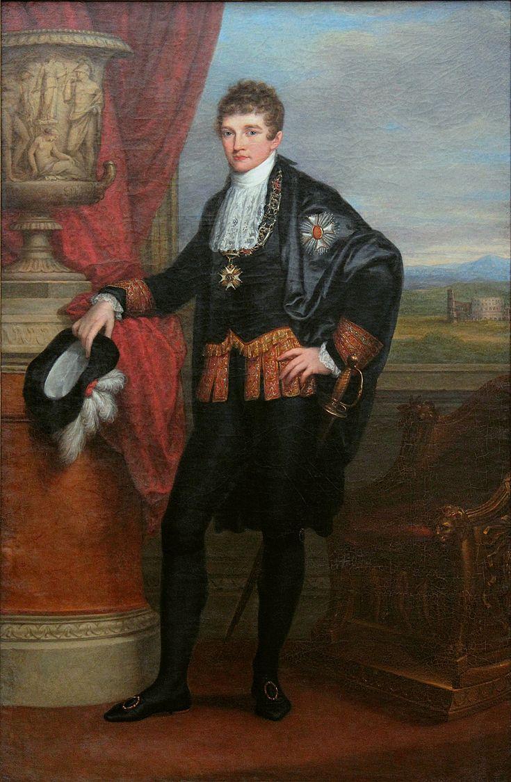 Angelika Kauffmann - Ludwig I. von Bayern 1807