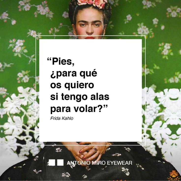 ¿Hasta dónde te llevan el arte y tu imaginación? #FridaKahlo  http://on.fb.me/1mSxSOB #frases #citas