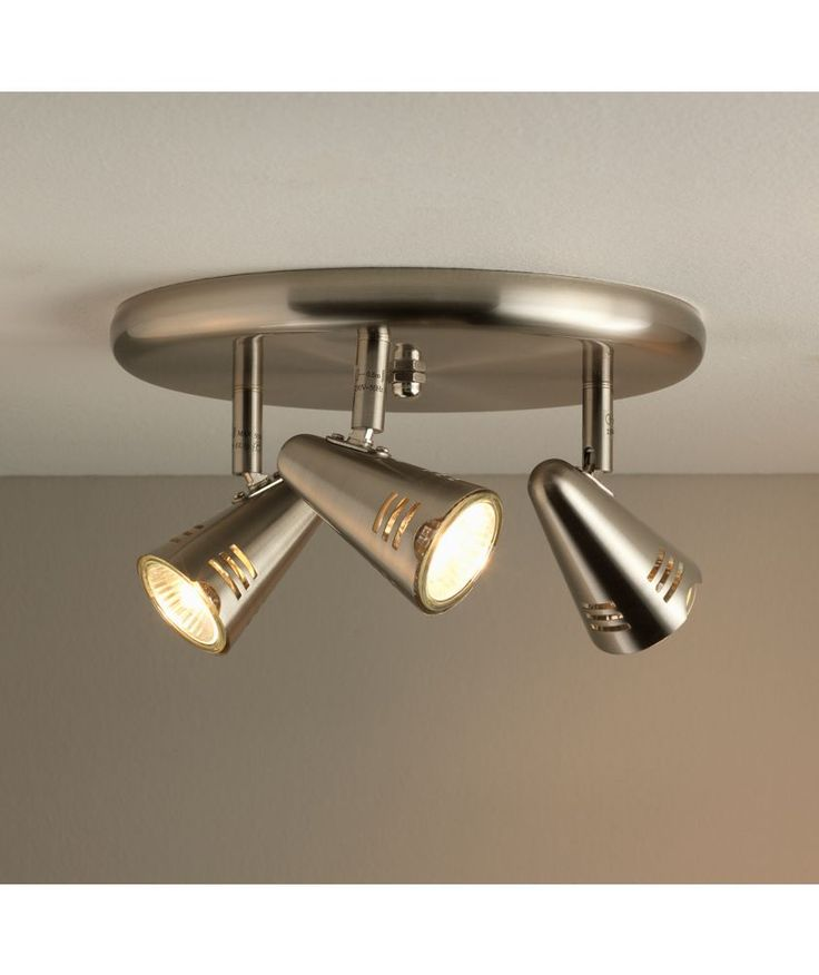 Buy Metza Collection 3 Light Ceiling Plate