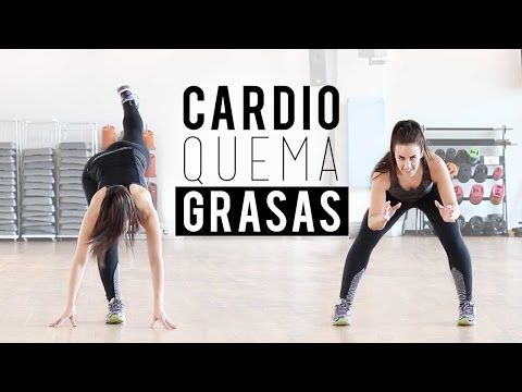 Cardio intenso para quemar grasa | 15 minutos - YouTube