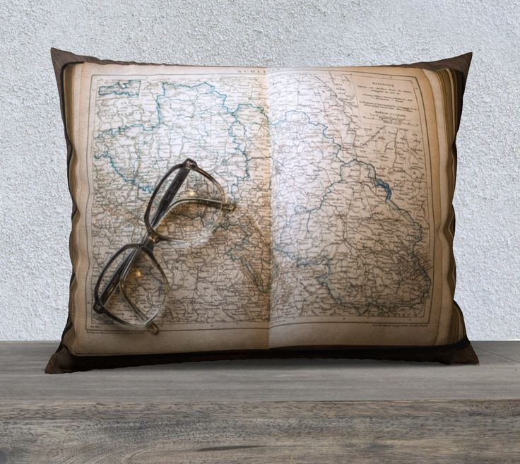 "26""+x+20""+pillow+""Travel""+by+Mixed+Imagery"