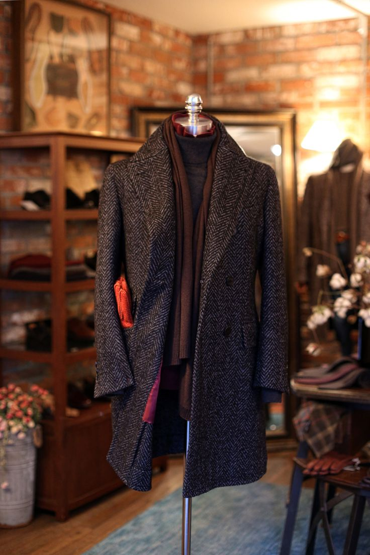 Tailorable & co. — Elegance Outwear from Tailorable&co; **But skip the damn turtle neck unless you are a Fing turtle.