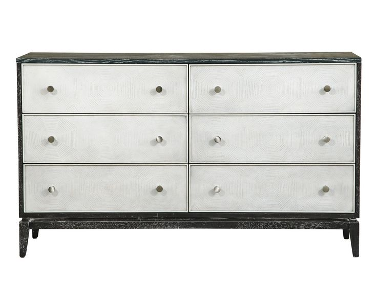 Gessner 6 Drawer Accent Chest