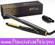 Plancha de pelo GHD V MINI Gold Professional Styler