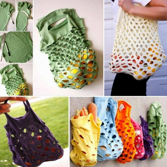 T-Shirt Produce Bags http://calgary.isgreen.ca/category/recycling/industrial/