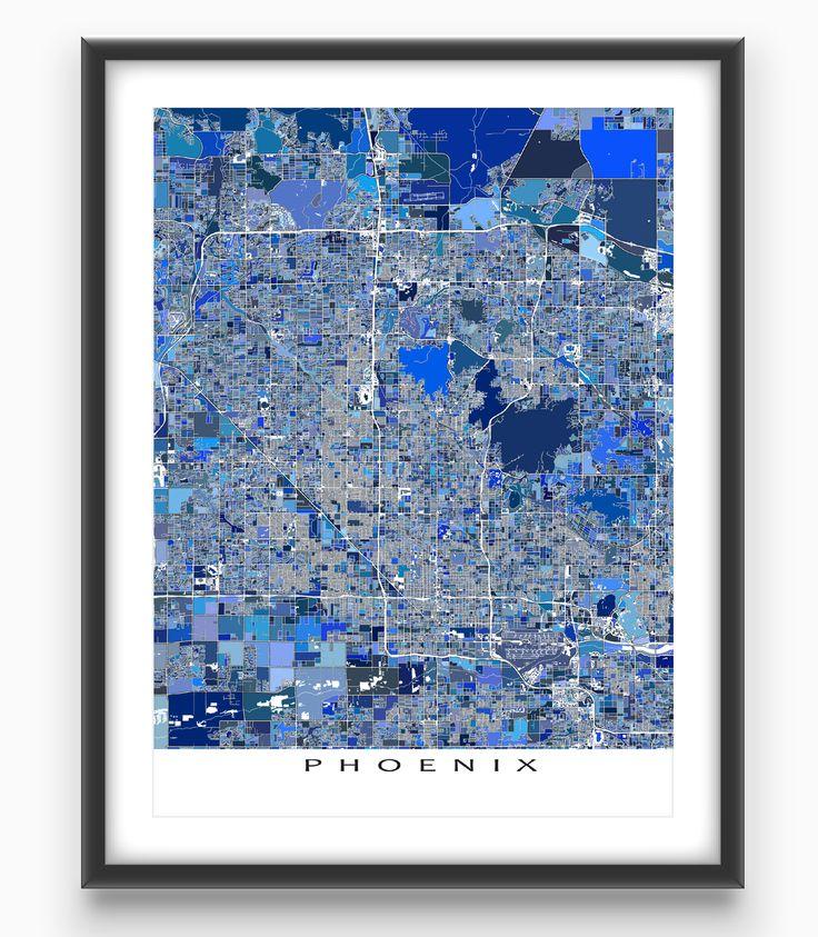 Phoenix Usa Map: 17 Best Ideas About Usa Maps On Pinterest