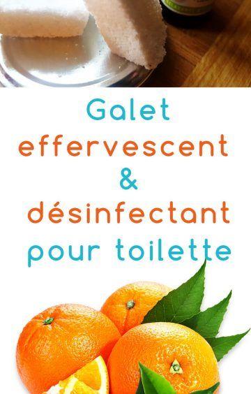 désinfectant toilettes naturel