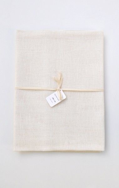 Gauze Linen Tablecloth #SetTheTable