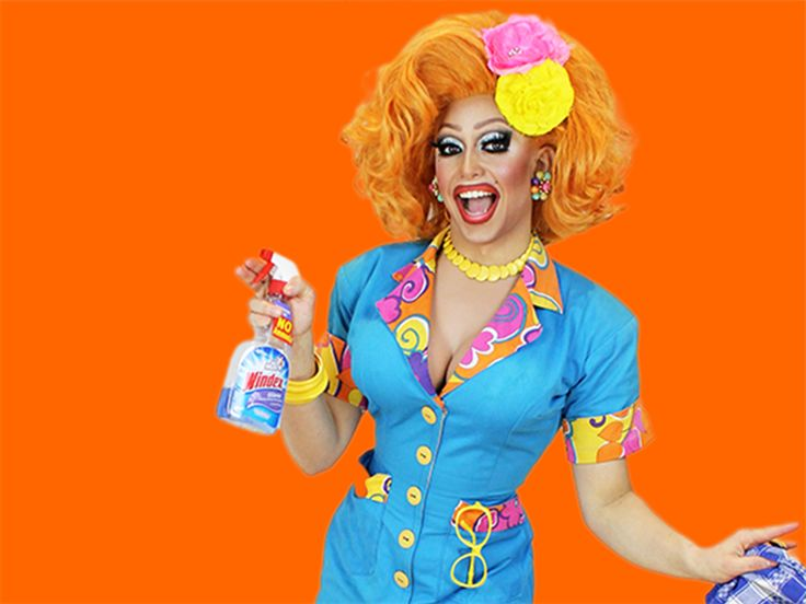 Ménage A'trois [SYDNEY] She draws her inspiration from the likes of Carmen Miranda, Lucille Ball & Gwen Stefani.