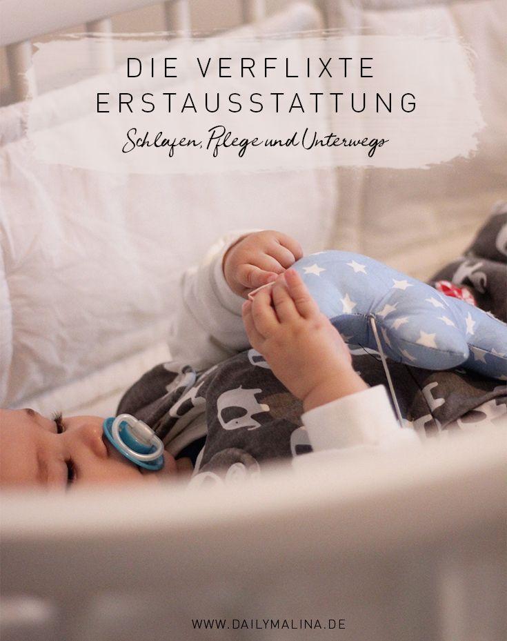 Unsere Erstausstattung und was Babys wirklich brauchen – DAILY MALINA