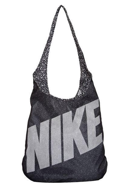Bolsa Nike Graphic Reversible Tote Preta - Marca Nike