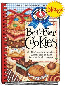 Gooseberry Patch Recipes: Gluten-Free Chocolate Chip Cookies from Best-Ever Cookies