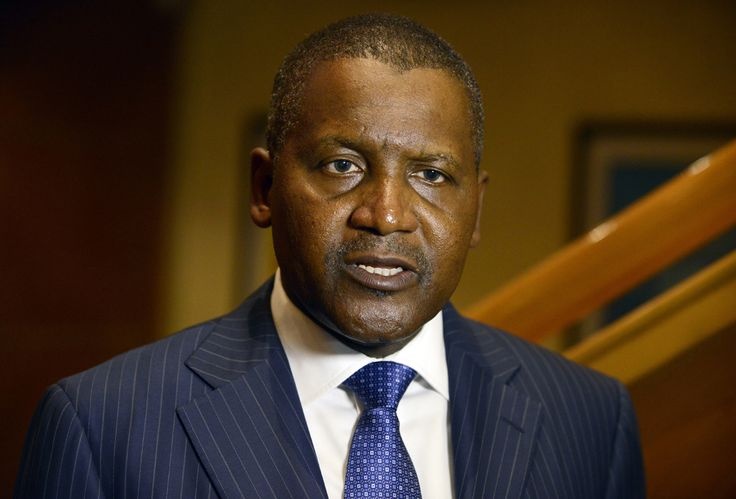 PANAMA PAPERS: DANGOTE AFRICA'S RICHEST MAN, FACING SCRUTINY