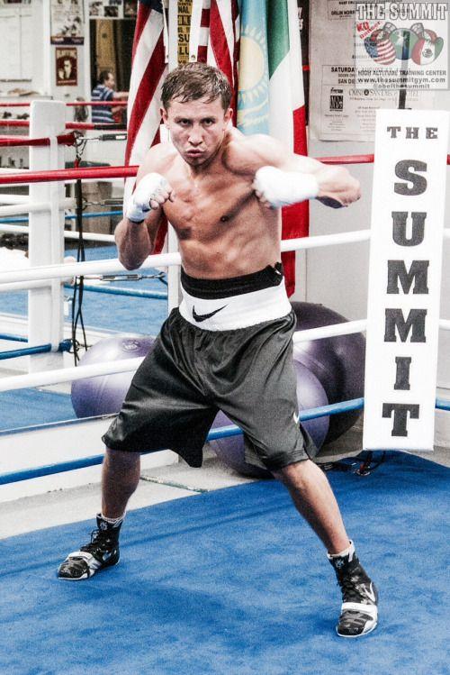 "boxingsgreatest: Gennady ""GGG"" Golovkin"