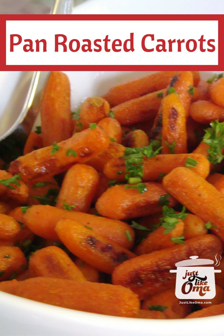 Here's an awesome carrot recipe ... my best! Check it out at http://www.quick-german-recipes.com/best-carrot-recipe.html