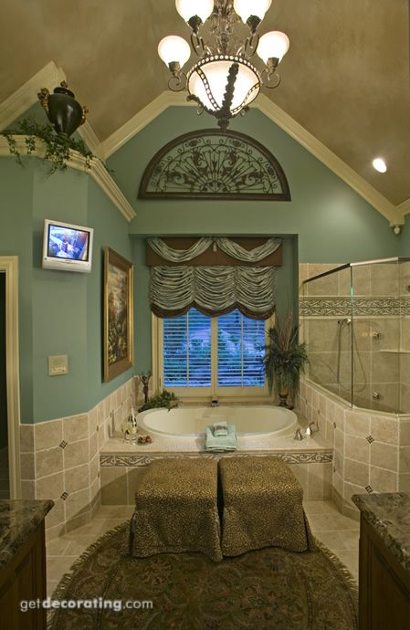 Every room deserves the royal treatment especially love for Window scroll function