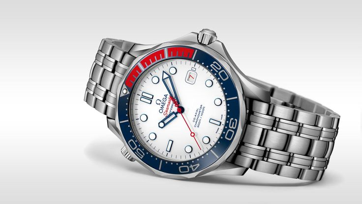 OMEGA Watches: Seamaster - Diver 300 M Co-Axial 41 mm - 212.32.41.20.04.001