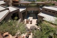 Сложные дом в раю Долине Swaback Партнеры и Дэвид Майкл Миллер Associates 1