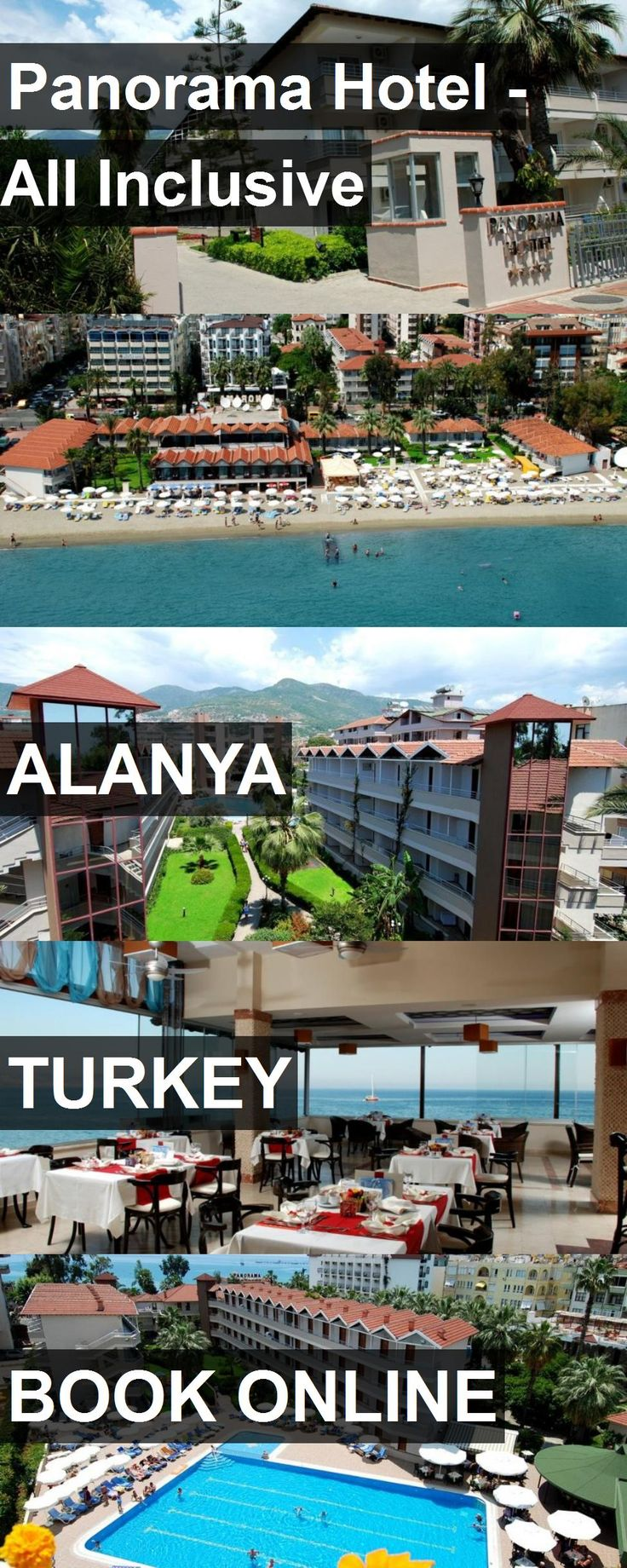 Hotel Panorama Hotel - All Inclusive in Alanya, Turkey. For more information, photos, reviews and best prices please follow the link. #Turkey #Alanya #PanoramaHotel-AllInclusive #hotel #travel #vacation