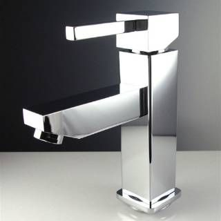 Check out the Modern Fresca FFT1030CH Versa Single Hole Mount Bathroom Vanity Faucet in Chrome priced at $115.25 at Homeclick.com.
