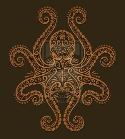 Tattoo designs chest shape 52 Trendy Ideas,  #Chest #Designs #ideas #octopustattoochest #shap…