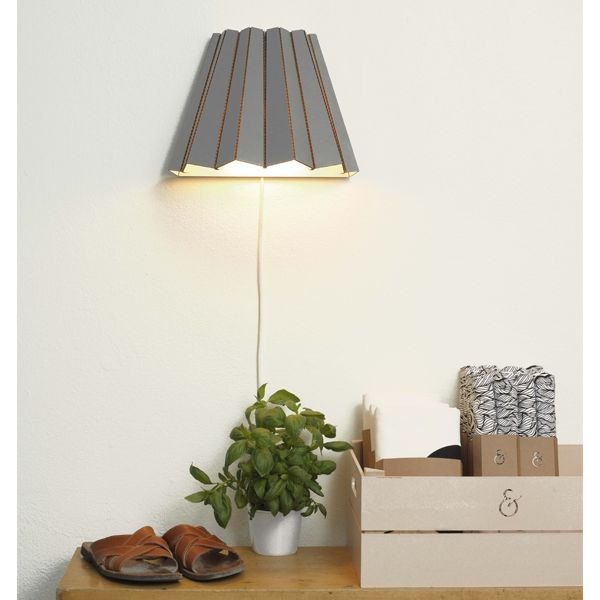 Compleated wall lamp by AndBros.