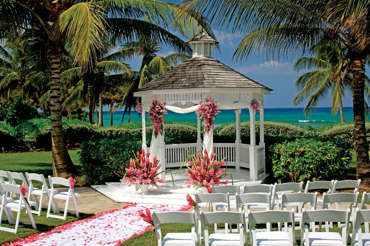17 best images about gazebo wedding decor on pinterest for Outdoor wedding gazebo decorating ideas