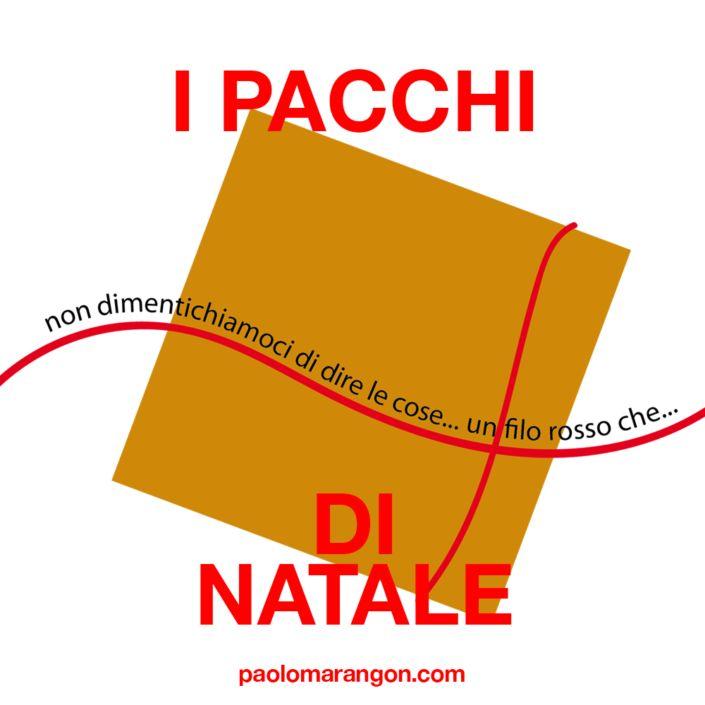 I PACCHI DI NATALE