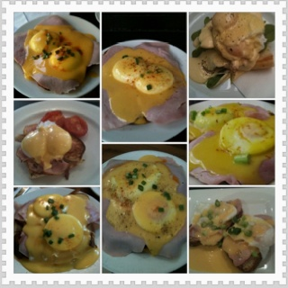 I may be addicted to eggs benedict! ;-)
