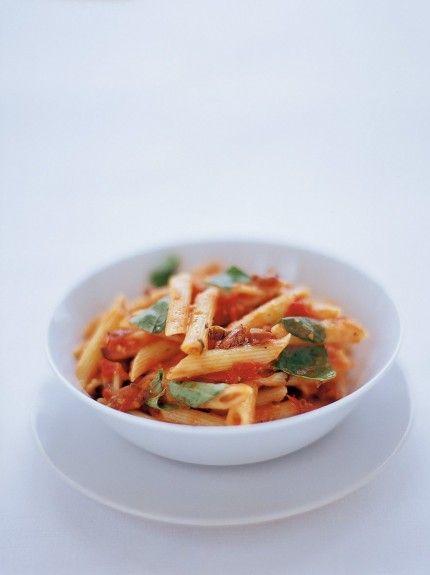 Penne Pasta Tomato Pasta Recipes Jamie Oliver Recipes