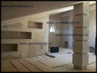 Amenajari mansarde,poduri,rigips,gips carton.Totul este efectuat cu mult profesionalism si in timp optim.Pentru mai multe detalii vizitati adresa http://www.janinadesign.ro http://janinadesign.blogspot.com