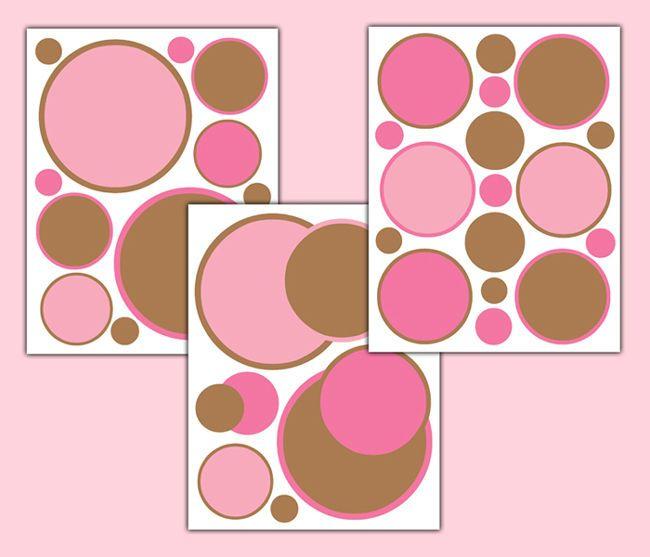 96 best Pink Brown Room images on Pinterest