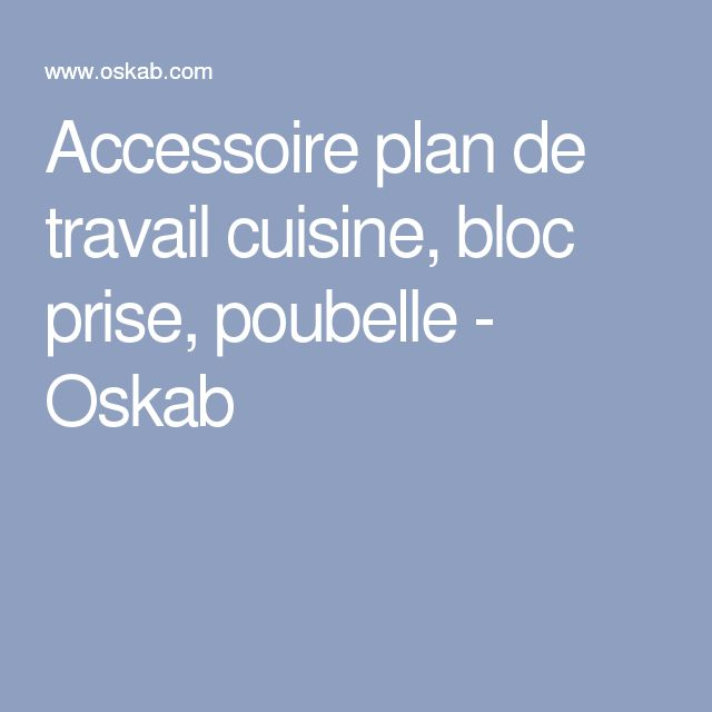 1000 ideas about plan de travail on pinterest atelier couture coin couture and craft tables for Comaccessoires plan de travail