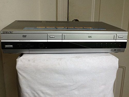 Sony SLV-D360P DVD Player / Video Cassette Recorder Combination 4-Head Hi-Fi VHS Player / CD Player W/ Progressive Scan, Dolby Digital, DTS Digital Out.  Sony SLV-D360P DVD / CD / 4-Head Hi-Fi Stereo VHS Player Combination  VCR Video Cassette Recorder  Record and Play Your Favorite TV Shows/Movies on VHS Cassettes  Progressive Scan, Dolby Digital, DTS Digital Out, Compact Digital Out