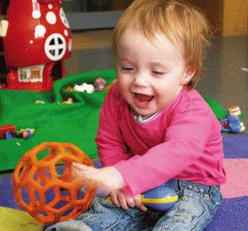 Schemas in Action at Thanet Early Years Project: An Article from Nursery World