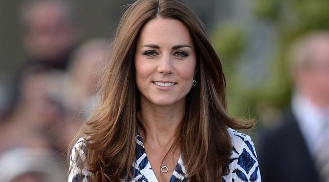Kate Middleton Raih Predikat Putri dengan Rambut Terbaik - Lifestyle Liputan6.com