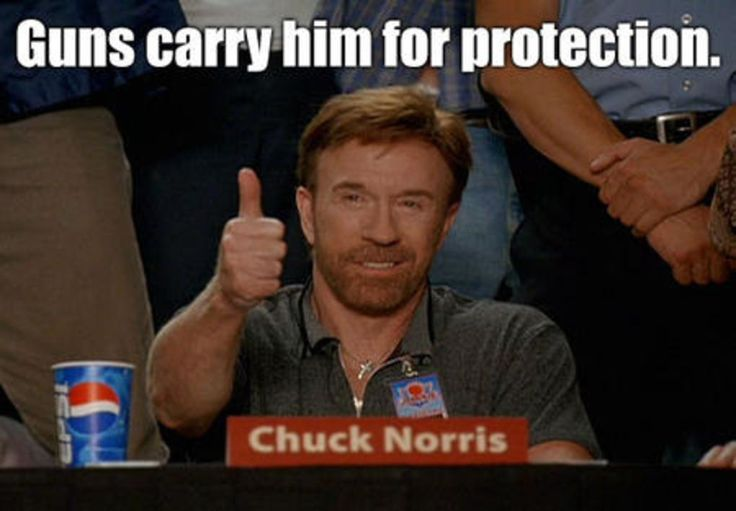 The 23 Most Ridiculous Chuck Norris Memes Ever   BlazePress