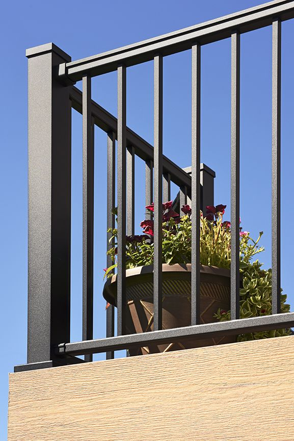 262 Best Images About Deck Railing On Pinterest Cap D