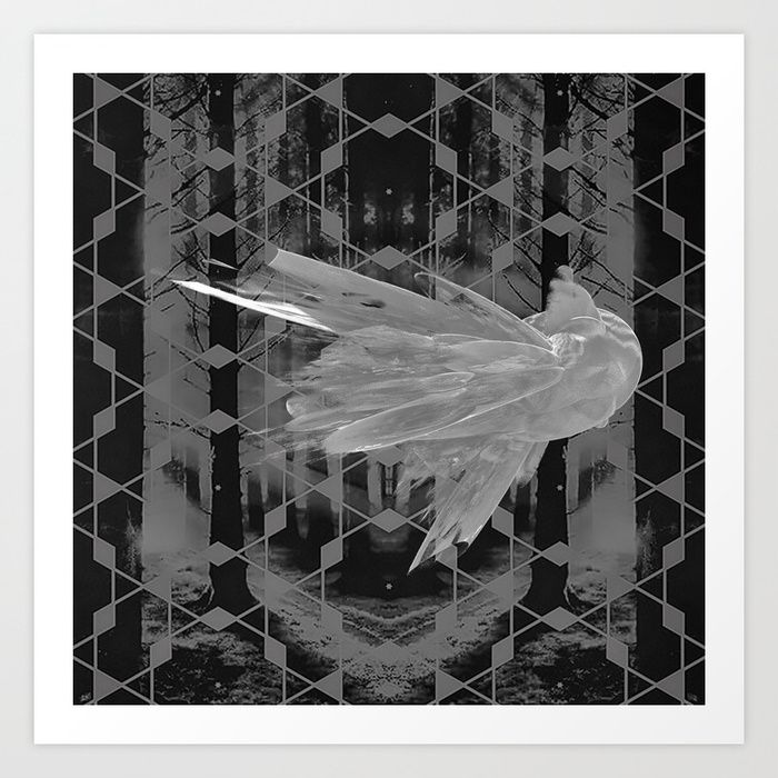 Ghost in the shell #jesuisciprian   #Society6  https://society6.com/product/ghost-in-the-shell1168076_print  #ghost #planet #whisper #abstract #Steampunk #print #artprint #fantasy