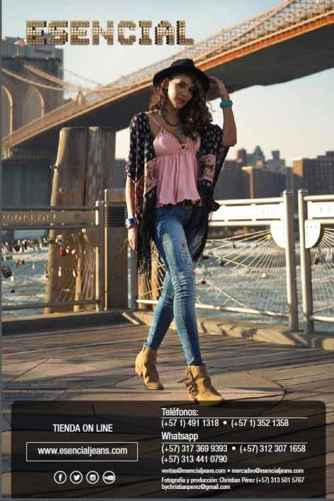 Nueva colecci{on Forever Fashion In New York  #LaMarcaDelaSensualidad