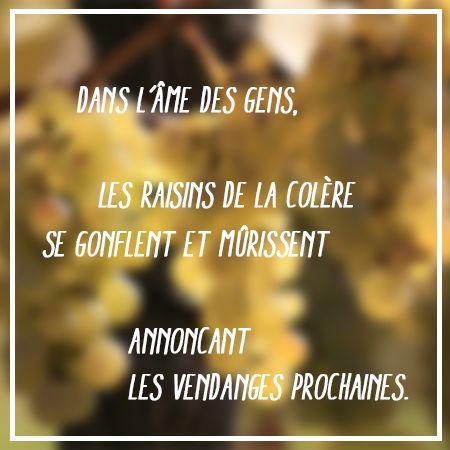 Les Raisins de la colère, John Steinbeck #Citation #Colère #Raisin