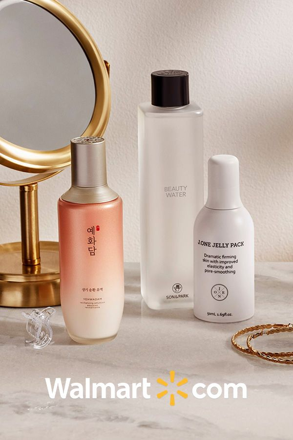 Shop K Beauty And Korean Skin Care Products At Walmart Com
