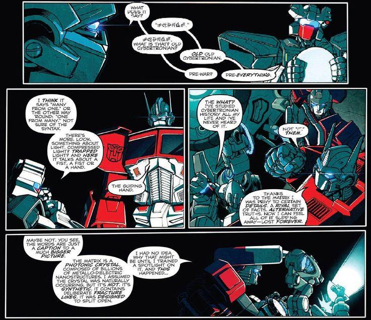 What is that? Old Cybertronian? #OrionPax #OptimusPrime #Optimus #Prime #TheTransformers #Transformers #Cybertron #Multiverse #HumanoidRobot #RobotsinDisguise #Cybertronian #Cybertronic #MoreThanMeetstheEye #AllSpark #TransformersUniverse #Autobots #AutobotsRollout #AutobotSquad #TransformersComics #IDW #IDWComics #Comics #ComicBooks #ComicsDune