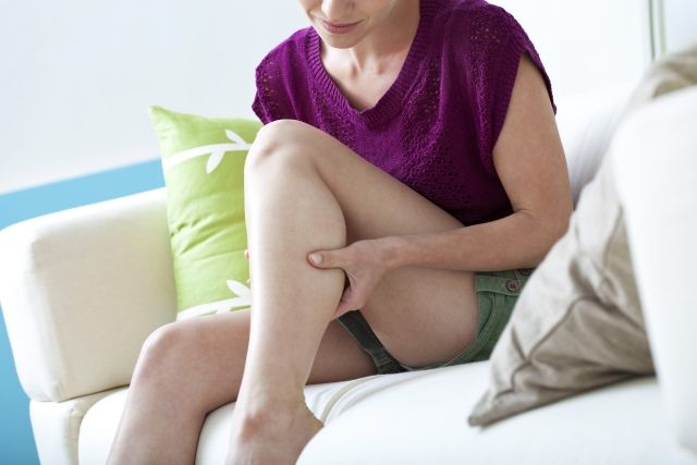 Be still, my wandering legs, and let me sleep! - Restless Leg Syndrome