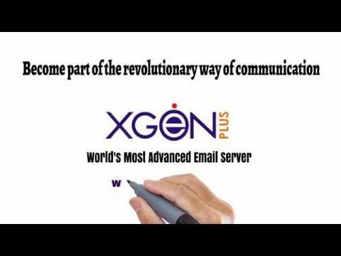 World's first IDN service provider. Now with XgenPlus get your email address in your native languages. Must Watch this video