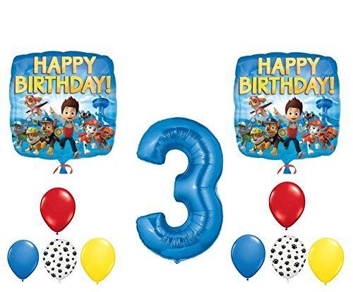Happy Birthday Decon Cake
