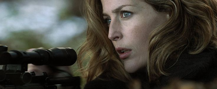 Gillian Anderson will also be starring in 'Our Robot Overlords